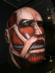 Colossal Titan by scifiguy9000