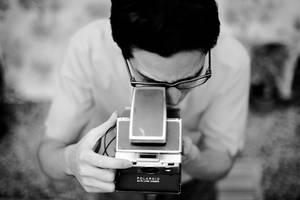 Polaroid SX-70 by JacquiVanGrootel