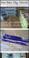 Oven Bake Clay Tutorial + Tips