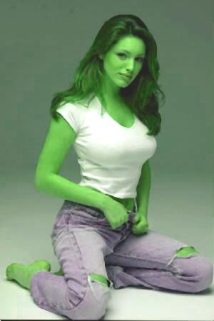 She Hulk by Amilee