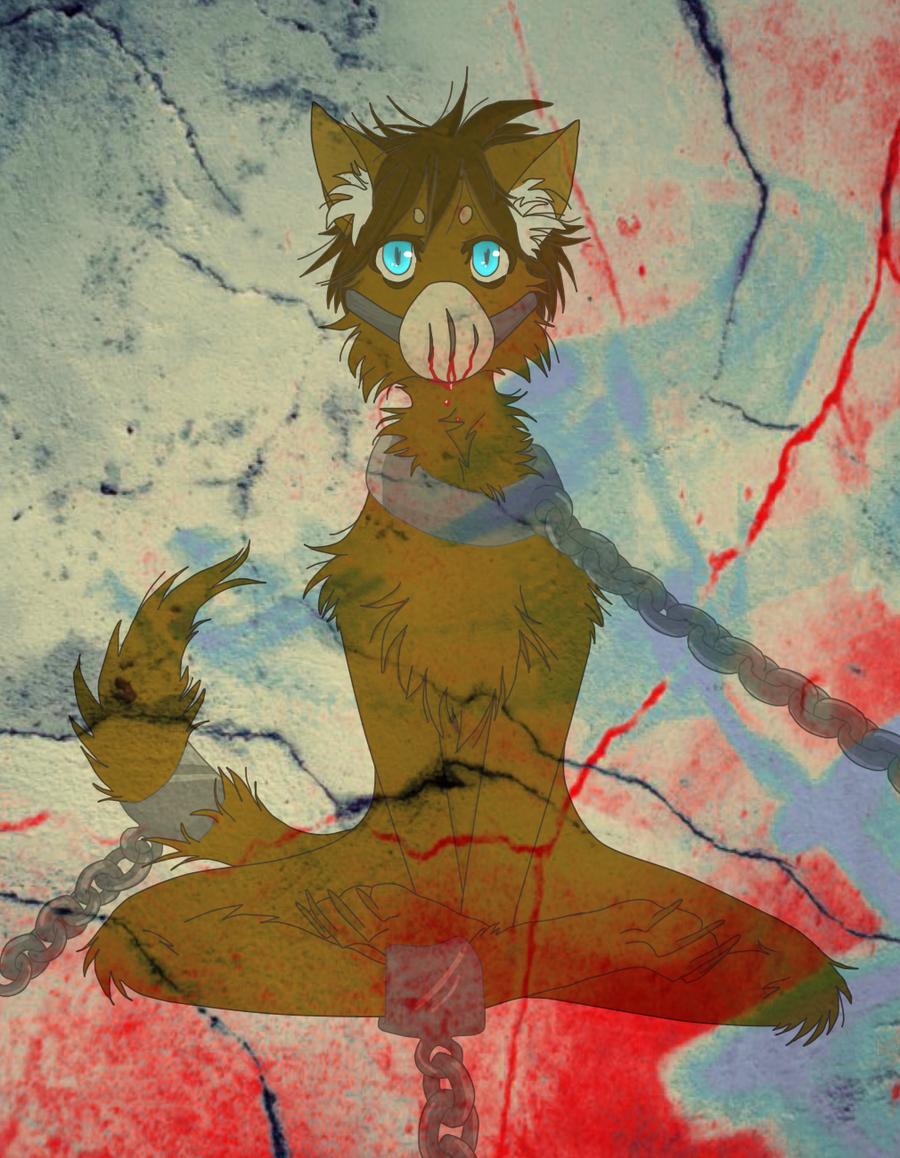 Captivity by Amy-Kawata