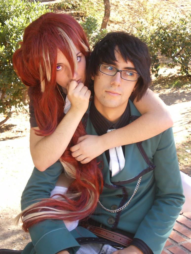 Hold me by ChromeRitona