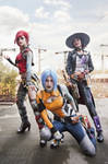 Borderlands 2: Sheriff and Sirens