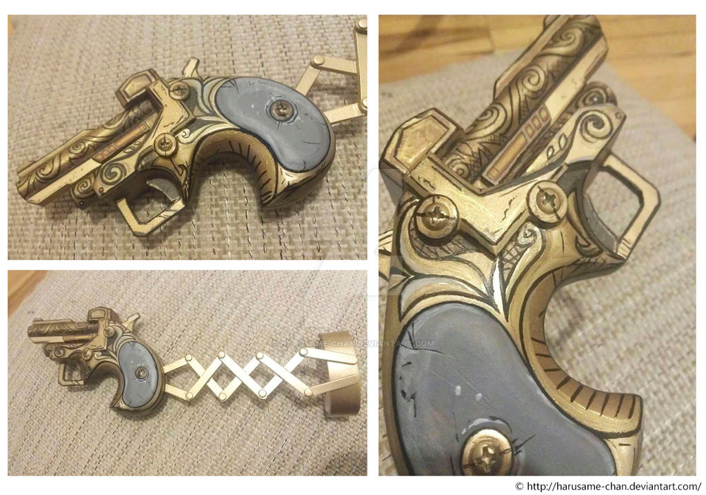 Fiona's Derringer non-official handmade replica by Harusame-chan