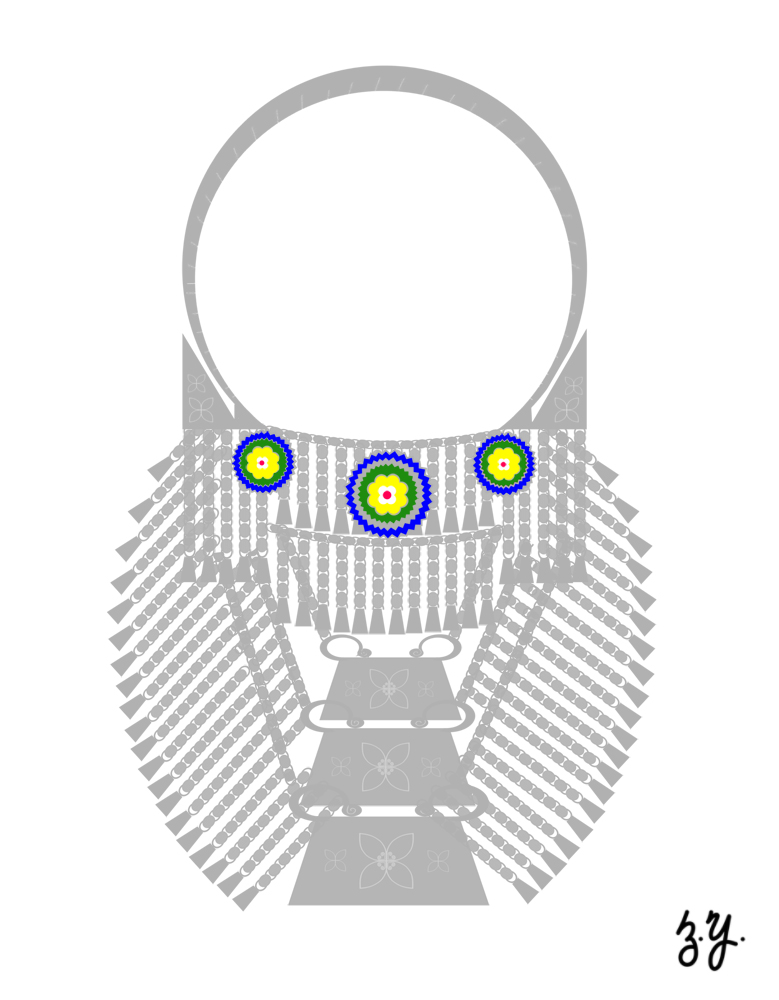 Hmong or Miao Female Necklace by Zuaj on DeviantArt