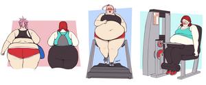 Heavy Exercise Artwork