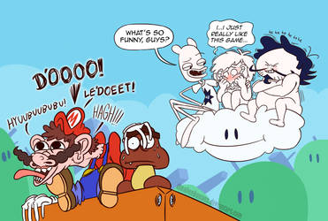 Oney Play the Marioney 64ney