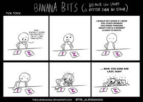 BANANA BITS- Tick Tock by TheAlienBanana