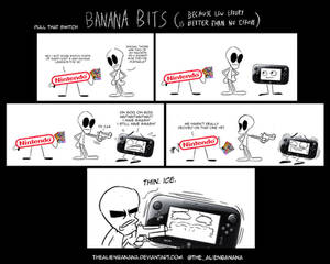 BANANA BITS- Pull That Switch