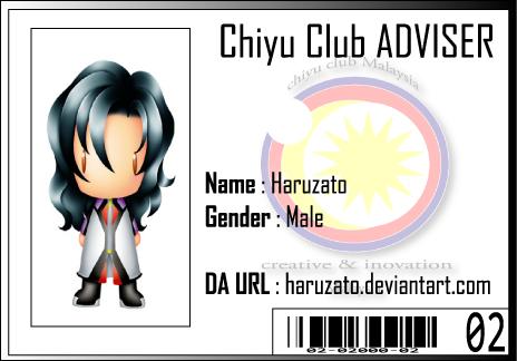 CC ID Haruzato by Chiyu-Club