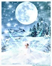 Snow Princess by necrokid-id
