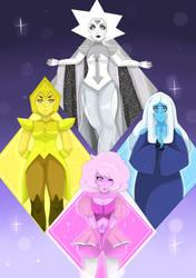 diamond authority - Steven Universe