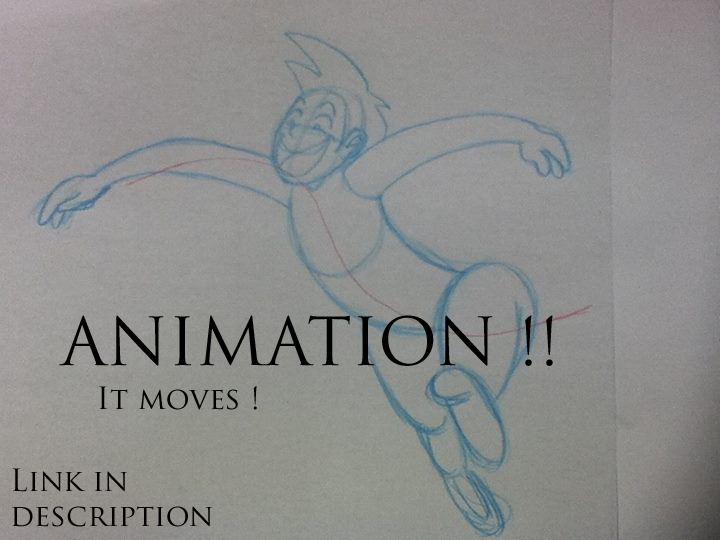Jumping Animation - Fall 2014 by Luna1502