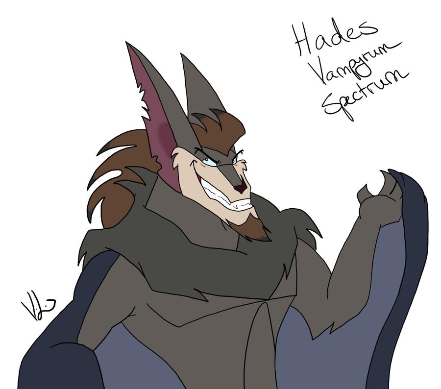 Hades Colors by Luna1502