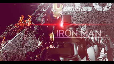 Iron Man Sig by crystalzeo
