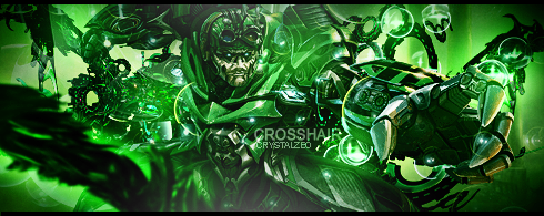 Crosshair by crystalzeo