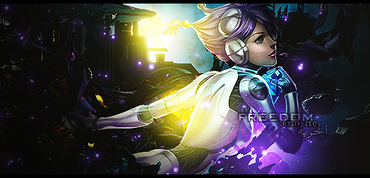 Freedom by crystalzeo