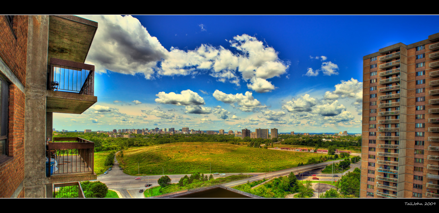 An Urban Landscape... by TallJohn