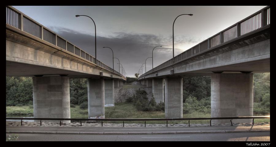 Baseline Bridge by TallJohn