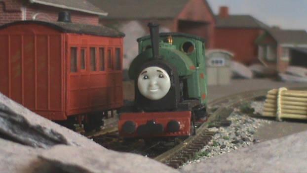 Chirpy Little Engine