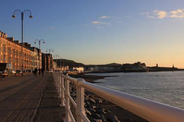 On the Promenade by TARDISRescue