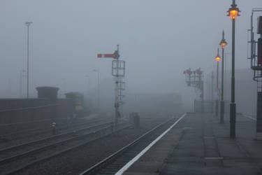 In Fog and Falling Rain by TARDISRescue