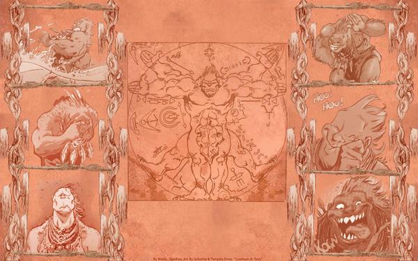 hebus wallpapers. Hebus de quot;Lanfeust de Troyquot; by
