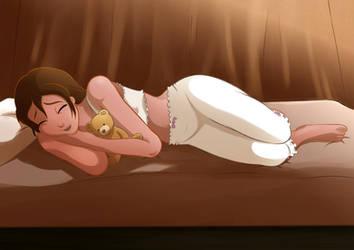 Sleepy Jane... by TheFetishism