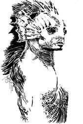Triton-tildado by almendro