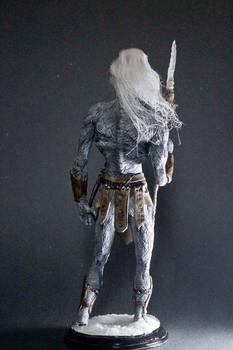 White walker King Back