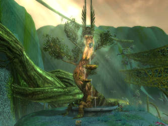 MELANDRU by GuildWarsScreens