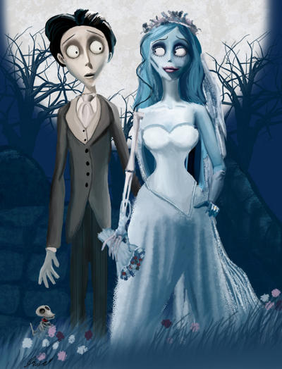corpse bride wallpaper. Corpse Bride by ~Angband on