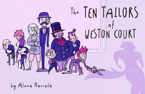 The Ten Tailors of Weston Court by Le-RenardRoux