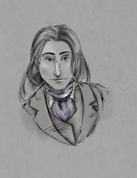 Some sort of portrait of Elgin by Le-RenardRoux