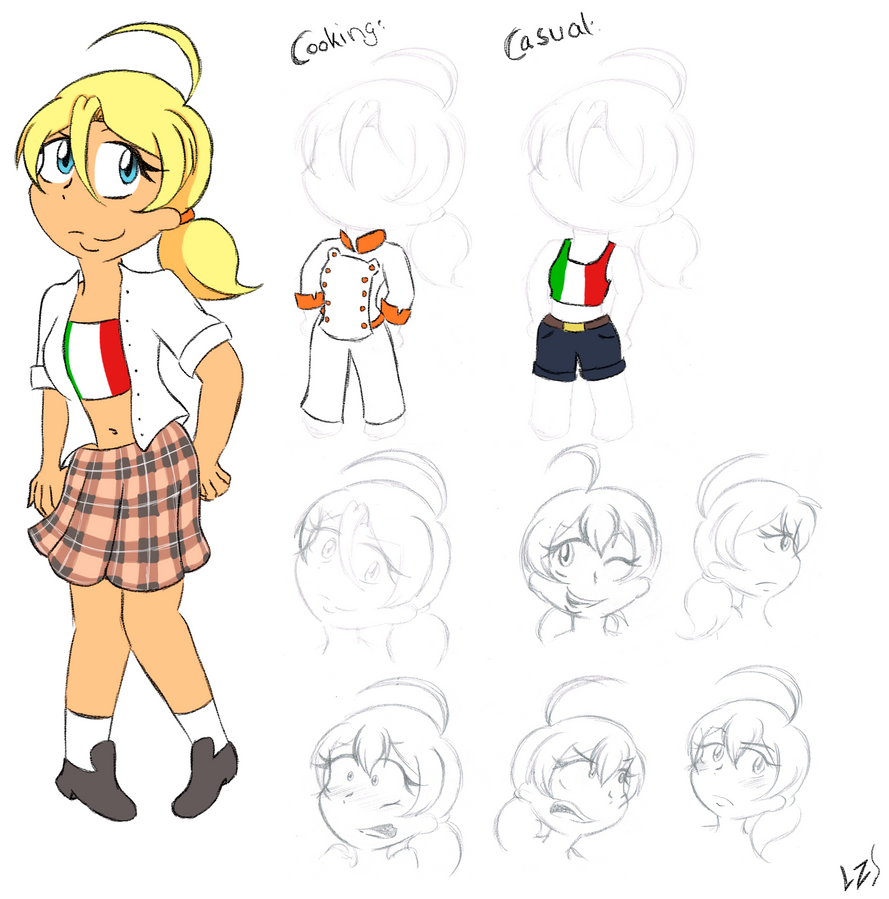 Mika reference by icecoldsea on deviantart - The five star student dormitories boutique style spoil ...