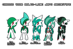 Choose Your Ralts-Line RPG Archetype