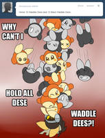 HHDN Tumblr - ALL DESE WADDLE DEES by ShadowScarKnight