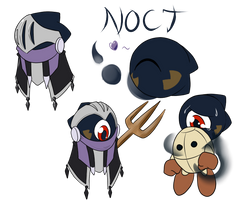 Kirby FC - Noctis by ShadowScarKnight