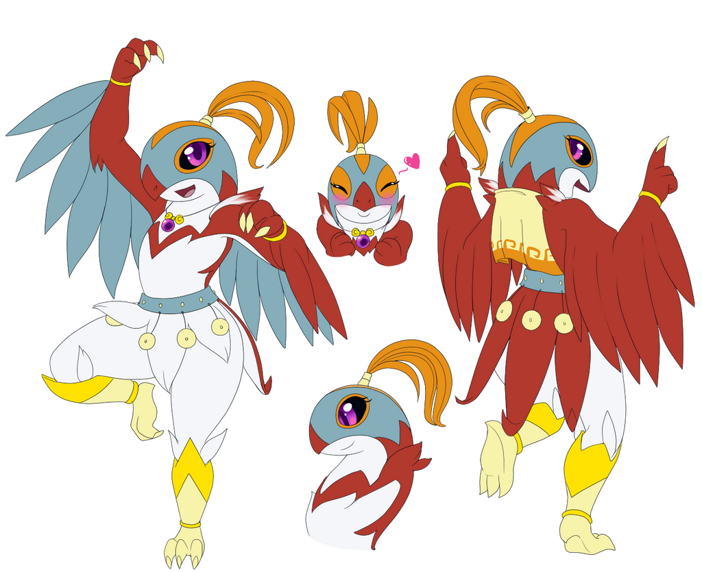 Maresol La Hawlucha By ShadowScarKnight On DeviantArt