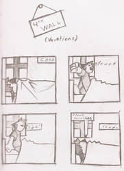 4th wall: Vacations by ironcladshade