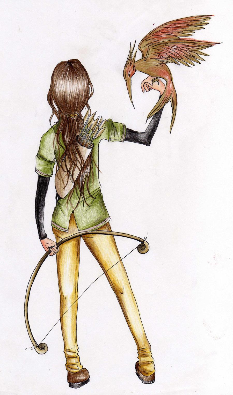 Hunger Games by GermanyKai