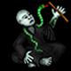 HP Voldemort Plushie (hex item) by Nefakhadija