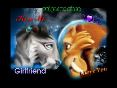 ice age 4 shira and diego kiss - photo #2