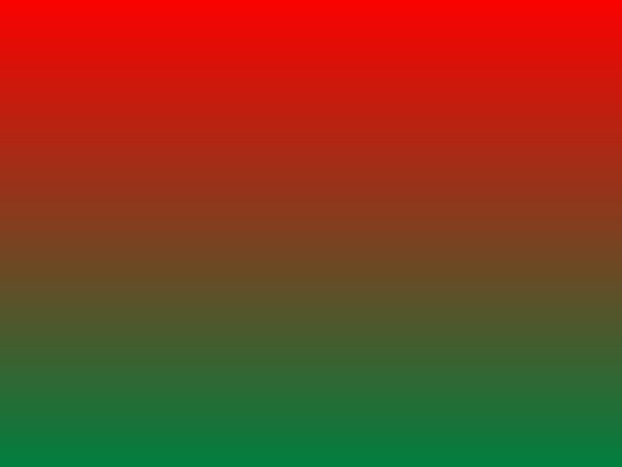 red green