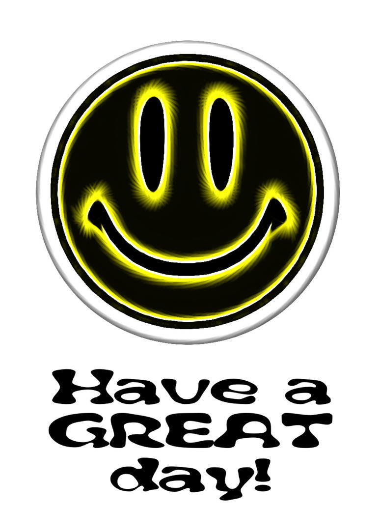 clipart have a good day - photo #7