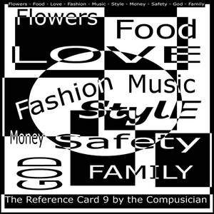 The Reference Card 9 by the Compusician 2019