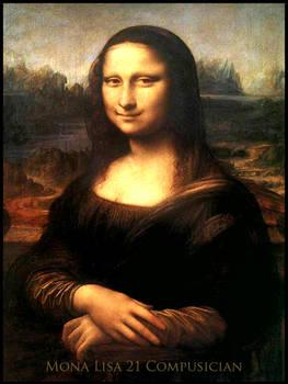 Mona Lisa 21 Compusician
