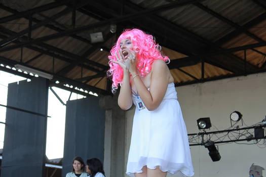 Pink Girl - EVACON Nicaragua Convention 2010