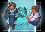 WATERBENDER QT ADOPT [CLOSED]