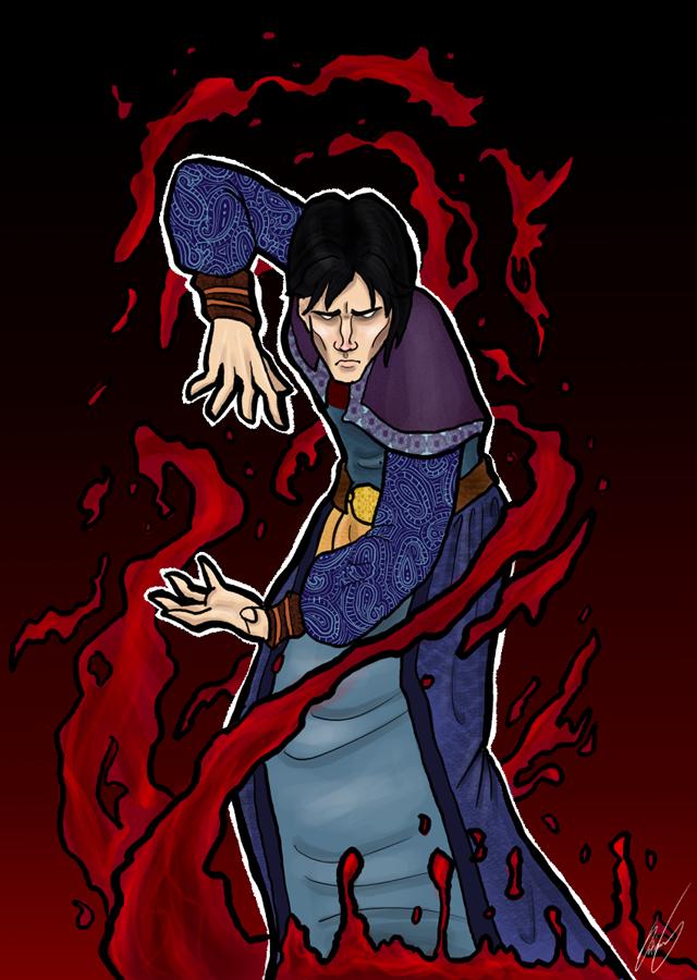 dao blood magic by zethian on deviantart